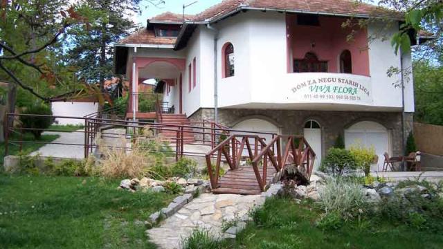 Dom za stare Viva flora
